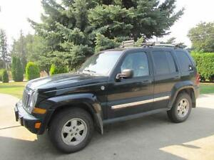 2006 Jeep Liberty SUV, Crossover CRD Diesel