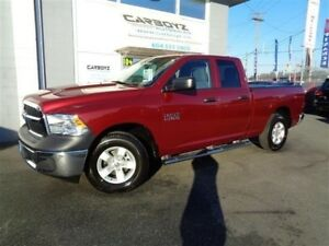 2014 Dodge Ram 1500 SXT 4x4, Quad 6.5 Box, Only 1,743 Kms. Like
