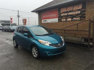 2014 Nissan Versa Note SL**HATCHBACK**ONLY 58KMS**BACK-UP CAMERA