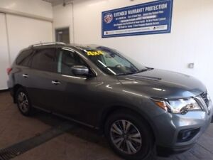 2017 Nissan Pathfinder SL 4WD LEATHER