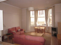 Lovely bright 2 bedroom flat for rent in West End - Dowanhill
