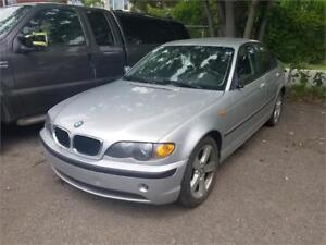 2004 BMW Série 3 325xi