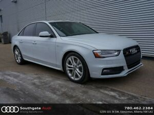 2015 Audi S4 3.0T Technik quattro Sport Differential & Black Op