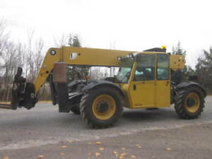 2012 Cat TL943 Telescopic Forklift