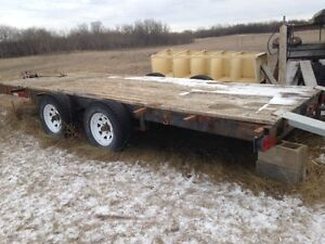 Must Sell Utility Trailer