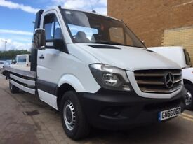like new! 2016 (66) recovery mercedes sprinter!