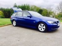 New Shape BMW 320d Se Touring - audi avant q3 q5 x3 x5 merc ml jeep a4 volvo ford vw passat saab