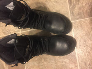 CSA Steel Toe Leather boots