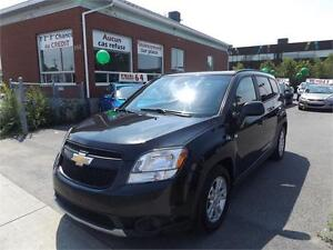 2012 Chevrolet Orlando 1LT 7 PASSAGER A SEULEMENT 43$/SEMAINE