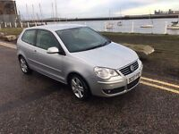 07 Vw polo 1.9 tdi long mot £1999