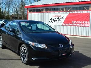 2013 Honda Civic EX 2dr Coupe