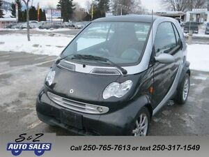 2006 Smart Fortwo Passion CDI DIESEL LOW KM!