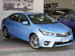 2014 Toyota Corolla ZRE172R ZR S-CVT Blue 7 Speed Constant Variable Sedan Doncaster Manningham Area Preview
