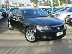2009 Holden Calais VE MY10 V Black 6 Speed Sports Automatic Sedan Gepps Cross Port Adelaide Area Preview