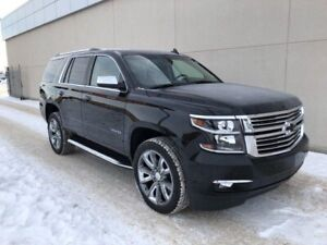 2019 Chevrolet Tahoe COCOA/MAHOGANY, PERFORATED LEATHER-APPOINTE