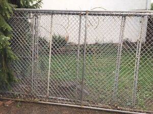 Outdoor Pet Kennel (12-ft L x 10-ft W x 6-ft H) - $600 OBO