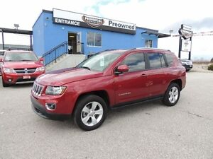 2015 Jeep Compass Altitude 4x4 Windsor Jeep Dealer Provincial Ch