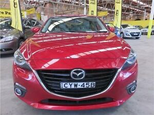 2015 Mazda 3 BM5236 SP25 - GT Red 6 Speed Manual Sedan Cardiff Lake Macquarie Area Preview
