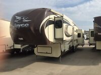 THIS WEEKEND ONLY- REDUCED $5K NEW 2014 EAGLE 361 REQS