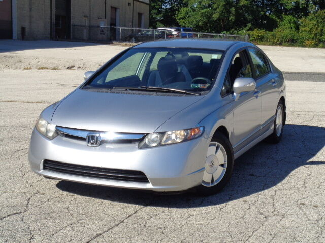 Image 1 of 2007 Honda Civic Hybrid…