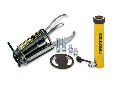 Enerpac Ephr-110 15-ton Capacity Hydraulic Grip Puller Set With Cylinder