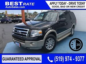 EXPEDITION EDDIE BAUER - APPROVED IN 30 MINS! - ANY CREDIT LOANS