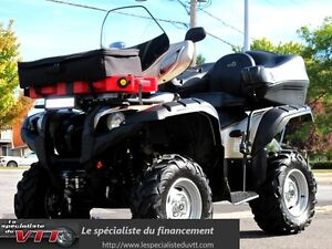 YAMAHA GRIZZLY 700 EPS SPECIAL EDITION 2012