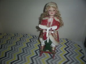 Jewelry Stands,Christmas Doll On Rocking Horse Kingston Kingston Area image 10