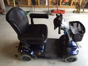 Mobility Scooter Leo 4-wheel Mid-Size