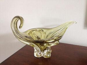 Vintage blown glass set / Ensemble verre soufflé - Chalet Canada West Island Greater Montréal image 2