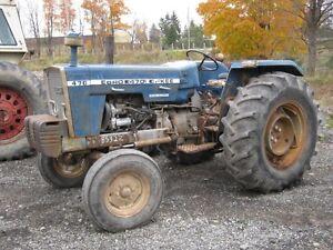 1976 McKee Ebro 470 Tractor