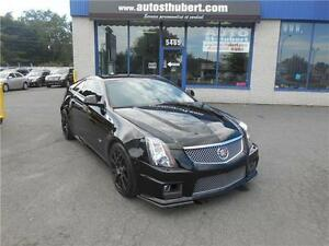 CADILLAC CTS-V COUPE SUPERCHARGED 2012