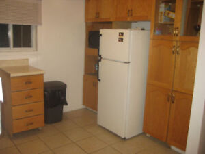 1st Sept,$475,All Incl,Semi furnished Room Carling / Pine Crest