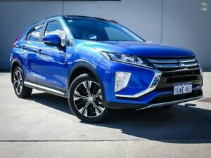 2018 Mitsubishi Eclipse Cross YA MY18 Exceed 2WD Blue 8 Speed Constant Variable Wagon Midvale Mundaring Area Preview
