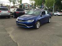 2015 CHRYSLER 200 LIMITED VERY CLEAN!