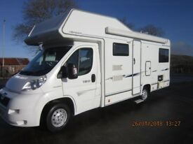 2008 COMPASS AVANTE GARDE 180 6 BERTH MOTORHOME WITH ONLY 20K MILES ANDERSON MOTORHOME SALES