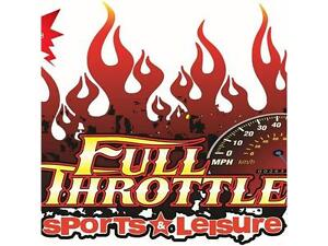 *Fall special $80/hr shop rate* FULL THROTTLE SERVICE AND REPAIR