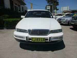 1996 Holden Statesman VS II 4 Speed Automatic Sedan North Parramatta Parramatta Area Preview