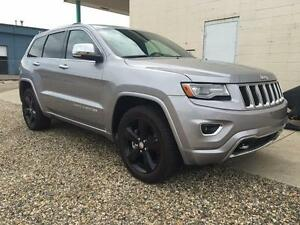 2014 Jeep Grand Cherokee 4x4 Overland w/Every Option $294 B/W