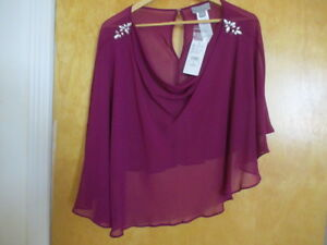 Beautiful wine coloured formal dress (brand new)