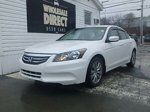 2012 Honda Accord SEDAN FWD 2.4 L