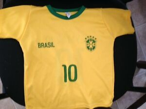 Kids soccer shirt size 3/4 - NEYMAR JR - $5