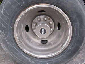 Set of Stainless Wheel Liners ,Complete Kawartha Lakes Peterborough Area image 2
