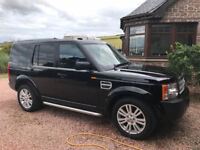Landrover Discovery 3, New MOT, Good condition. lots of work carried out £6975 ono.