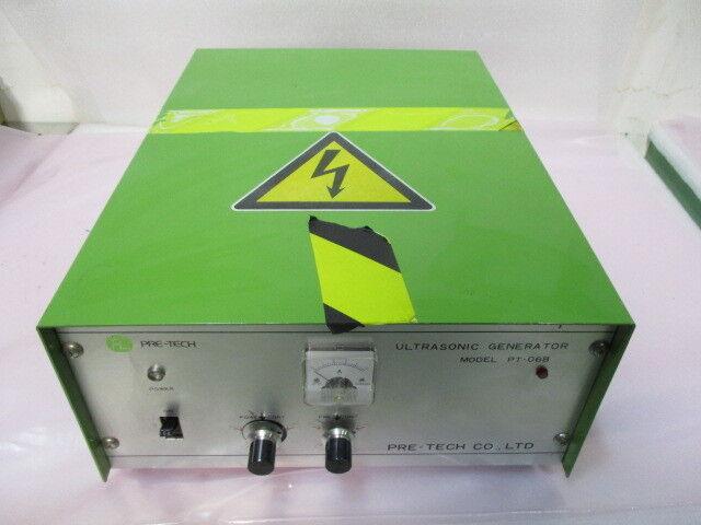 Pre-Tech Co., PT-06B, Ultrasonic Generator, 200V. 422981