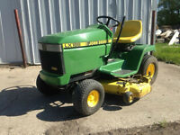 John Deere LX188 Riding Mower