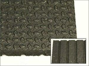 NEW! 4 x 6 x 3/4 Rubber Gym Flooring - Great For CrossFit / Olympic Lifting / Weight Rooms