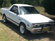 1991 Subaru Brumby GL 1800 4WD  Lithgow Lithgow Area Preview