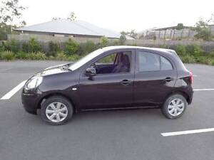 2010 Nissan Micra Hatchback 5 Speed Manual only 92,000klm Goodna Ipswich City Preview