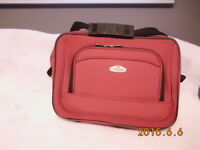 Travel Bag - Red 16x12